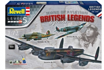 100 Years RAF: British Legends