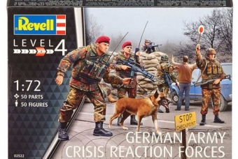 German Army Crisis Reaction Force