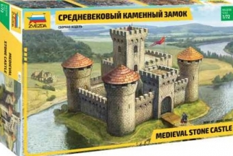 Medieval Stone Castle (re-release)
