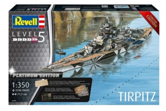 Tirpitz - Platinum Edition