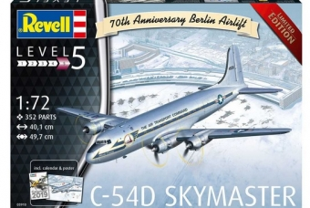 C-54D Skymaster (70th Anniversary Berlin Airlift)