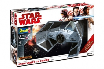 Darth Vader's TIE Fighter (master series)