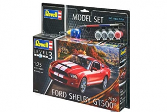 2010 Ford Shelby GT 500 - Model Set - Revell