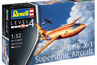 Bell X-1 Supersonic Aircraft - Revell