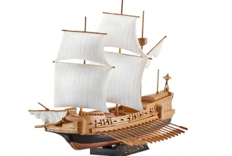 ModelSet loď 65899 - Spanish Galleon (1:450)