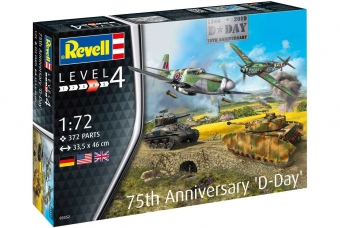 Gift-Set 03352 - 75 Years D-Day Set (1:72)