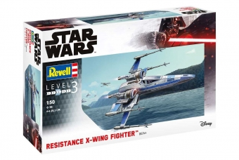 Model Set - Resistance X-Wing Fighter