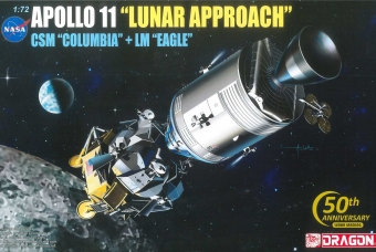 Model Kit Apollo 11001 - APOLLO 11