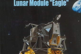 Model Kit Apollo 11008 - APOLLO 11 LUNAR MODULE