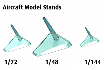 Revell 03800 - Aircraft Model Stands