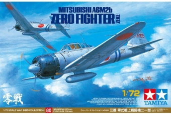A6M2b Zero Fighter (Zeke) - Tamiya